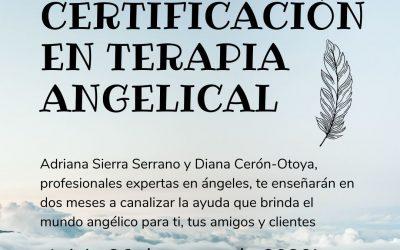 Certificación en Terapia Angelical